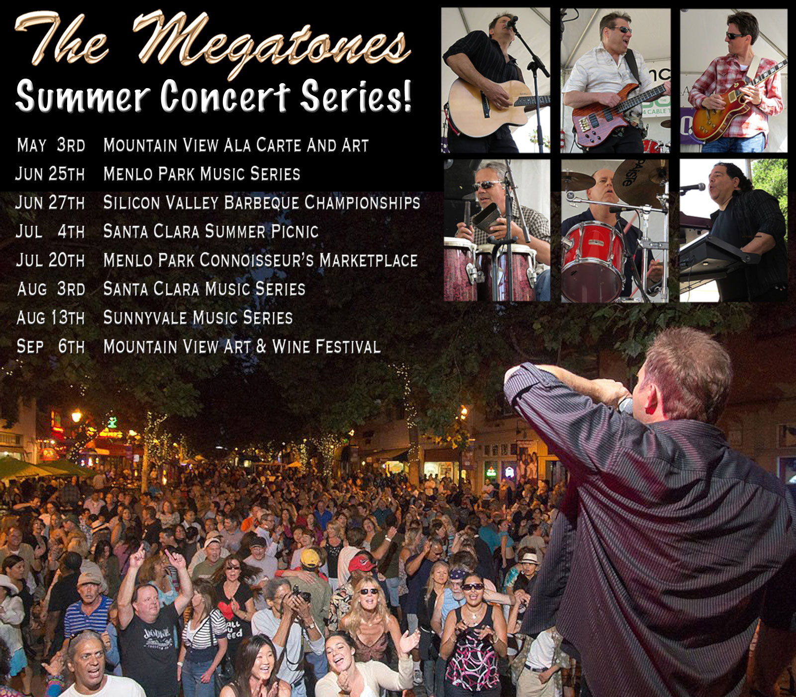 Menlo Park Music Series
