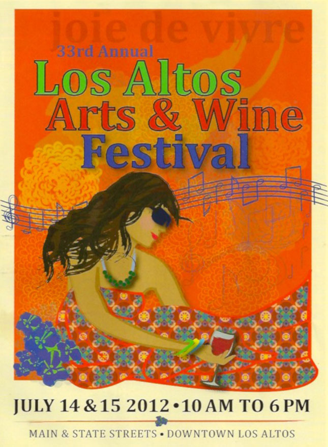 Los Altos Art and Wine Festival